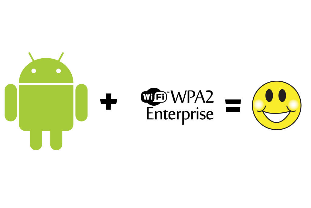 Connect Android to a WPA2 Enterprise Wireless Network – Nick Escobedo
