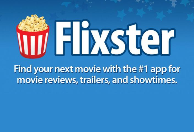 Mobile App Of The Week-Flixster
